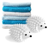 Kikkerland Trocknerball Hedgehog Dryer Balls 2er Set